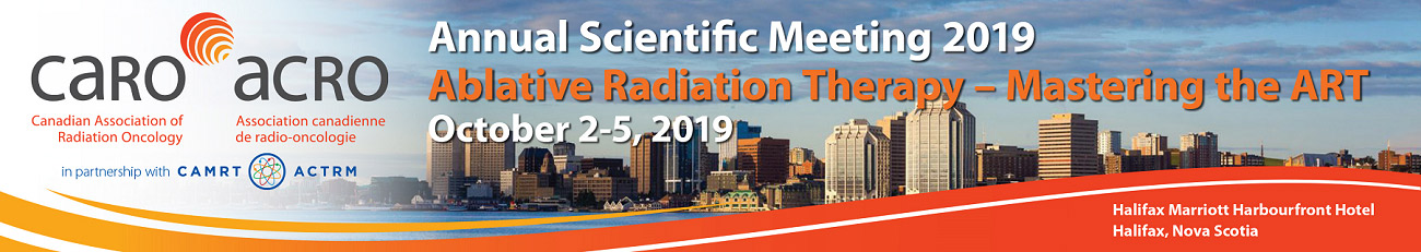 CARO Annual Scientific Meeting 2019 banner