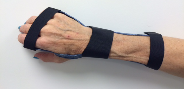 Comfortable lightweight orthosis2