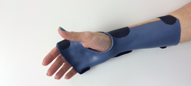 Comfortable lightweight orthosis4